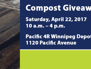 Compost Giveaway @ Pacific 4R Depot