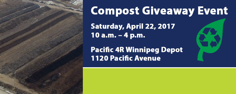 City of Winnipeg Compost Giveaway