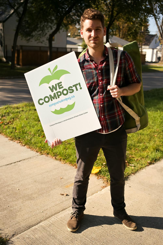 We Compost!
