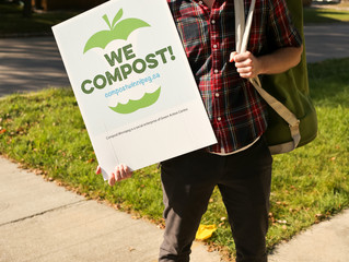 Compost Winnipeg Launches Residential Pick-up!