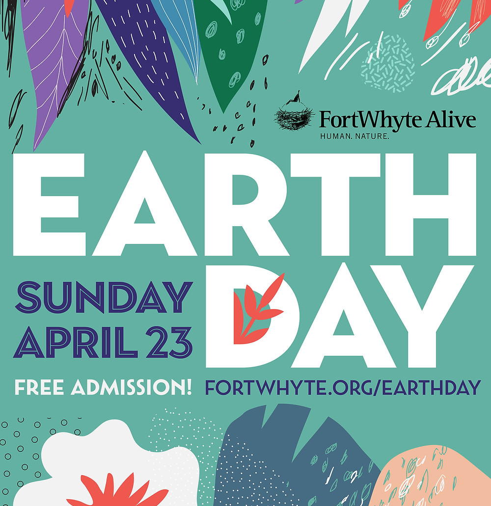 FWA Earth Day Poster