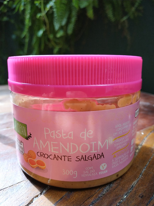 EAT CLEAN PASTA DE EMENDOIM 300g