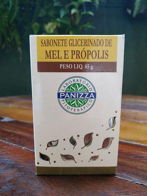Sabonete Glicerinado de Mel e Própolis