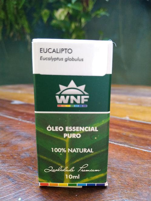 Óleo essencial puro Eucalipto 10ml