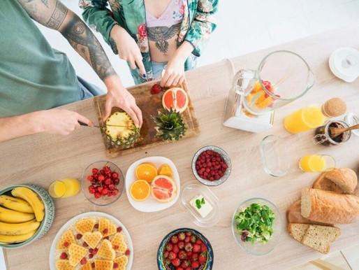 Alimentos Saudáveis: Como manter uma rotina alimentar equilibrada