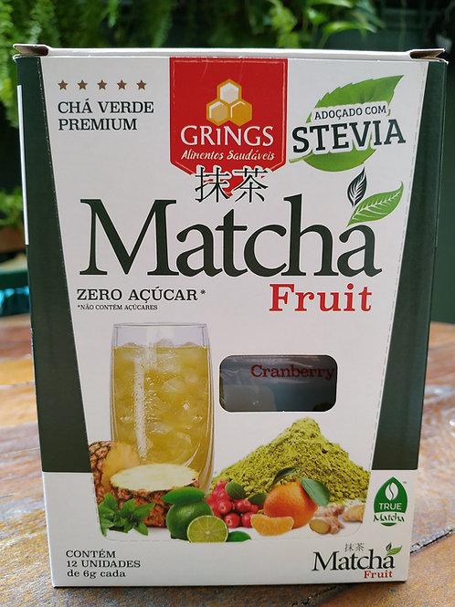 Matcha Fruit