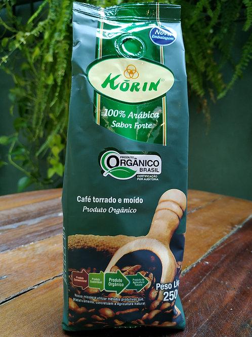 NORIN CAFÉ TORRADO E MOÍDO 250g