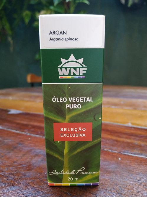 Óleo vegetal puro Argania Spinosa