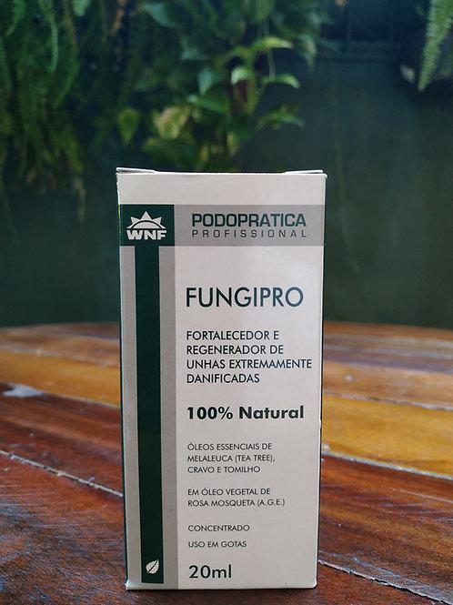 Fungipro Fortalecedor e regenerador de unhas extremamente danificadas