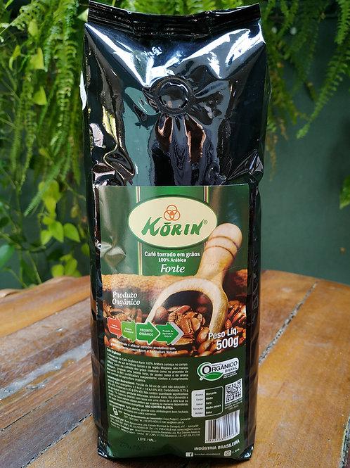 NORIN CAFÉ TORRADO EM GRÃOS