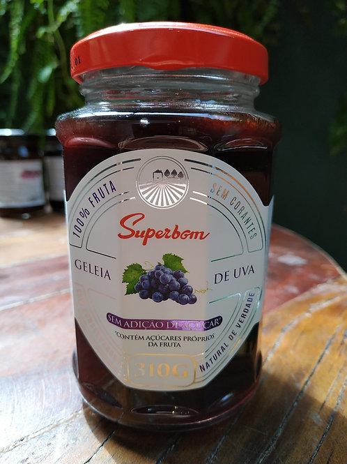 SUPERBOM GELEIA DE UVA 310 g