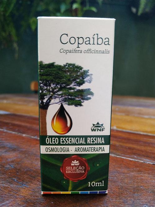 Óleo essencial Resina Copaíba 10ml