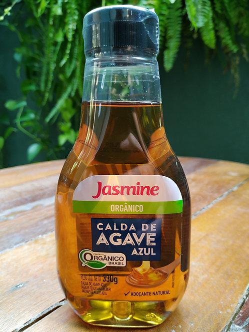 JASMINE ORGANICO CALDA DE AGAVE AZUL  330g