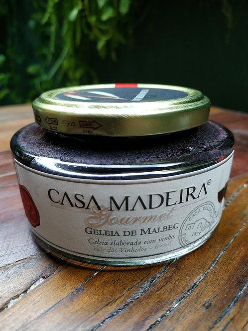 CASA MADEIRA GELEIA DE MALBEC 240g