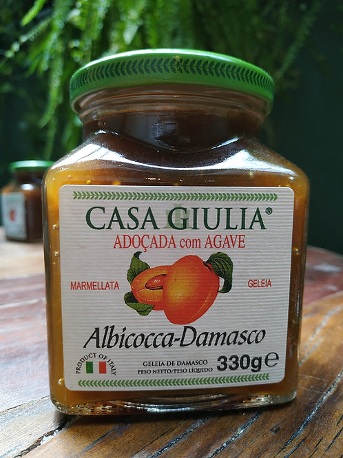 CASA GIULIA MARMELLATA DAMASCO 330g