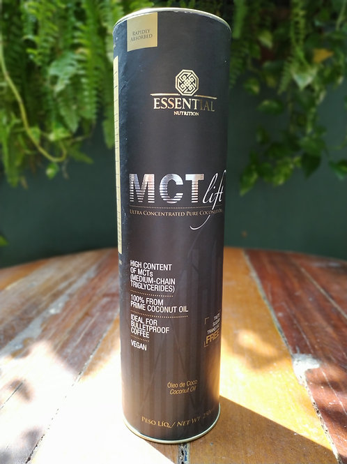 MCT LIFT ULTRA CONCENTRATED PURE COCONUT OIL