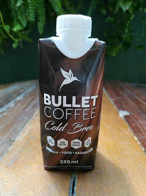 BULLET COFFE COLD BREU 330ml