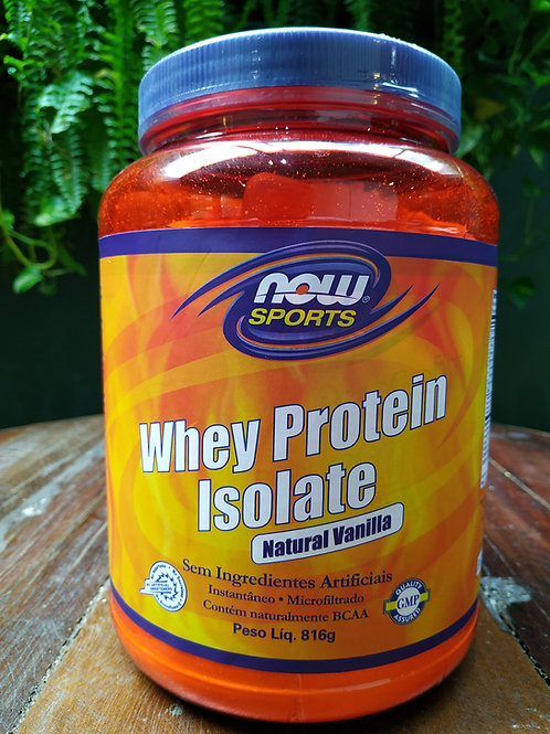 NOW SPORTS WHEY PROTEIN ISOLATE 816 g
