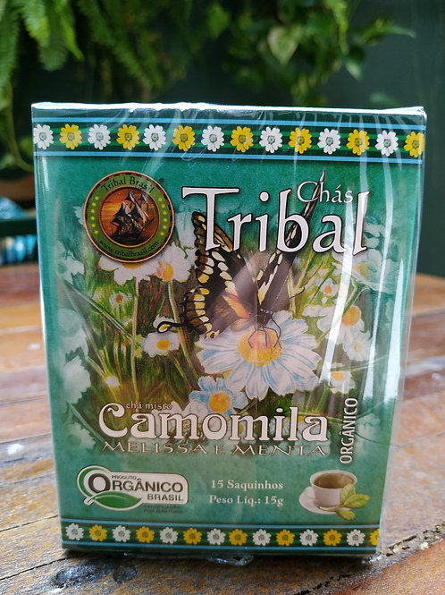 Chás Tribal Camomila