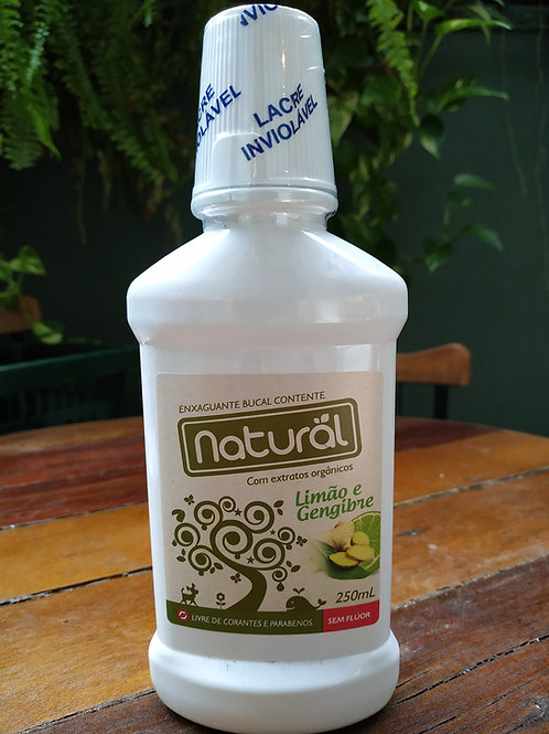 Enxaguante Bucal Contente Natural