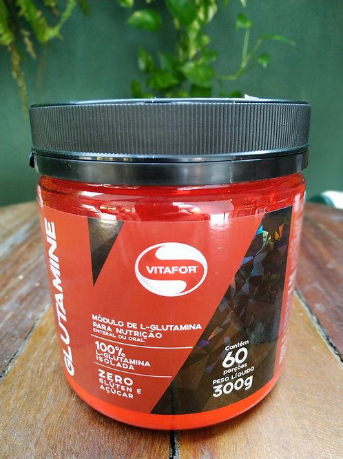 Glutamine - 300g - Vitafor