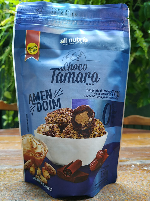 Choco Tâmara 120g ALL Nutris