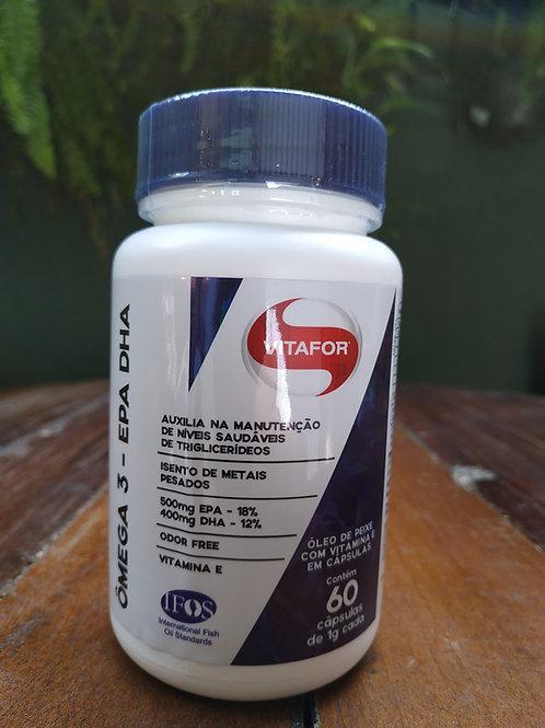 OMEGA 3 - EPA DHA 60 CAPSULAS DE 1g CADA