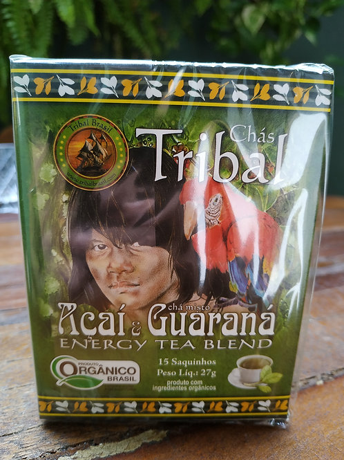 Chá tribal  Açaí & Guaraná