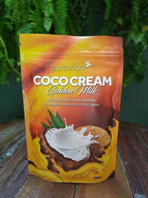 COCO CREAM GOLDEN MILK 250g