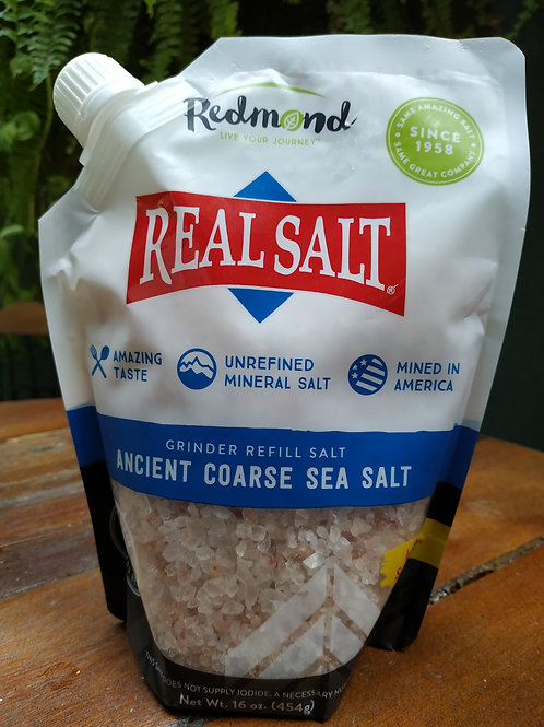 Sal Integral para Moedor Real Salt 454g