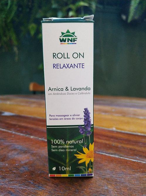 Óleo de massagem relaxante Arnica & Lavanda 10ml