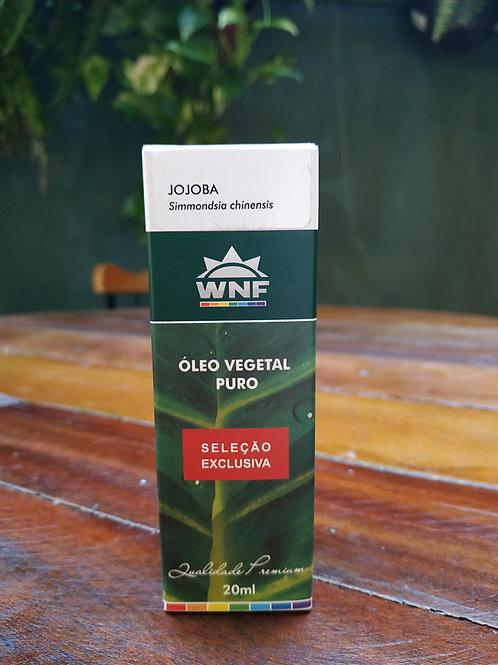 Óleo vegetal puro Jojoba 20ml