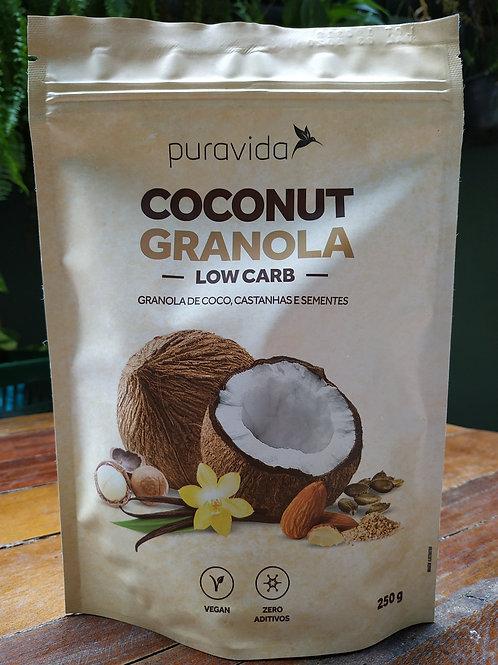 Coco Nut Granola Low Carb