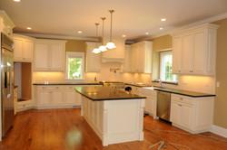 Limestone Kitchen