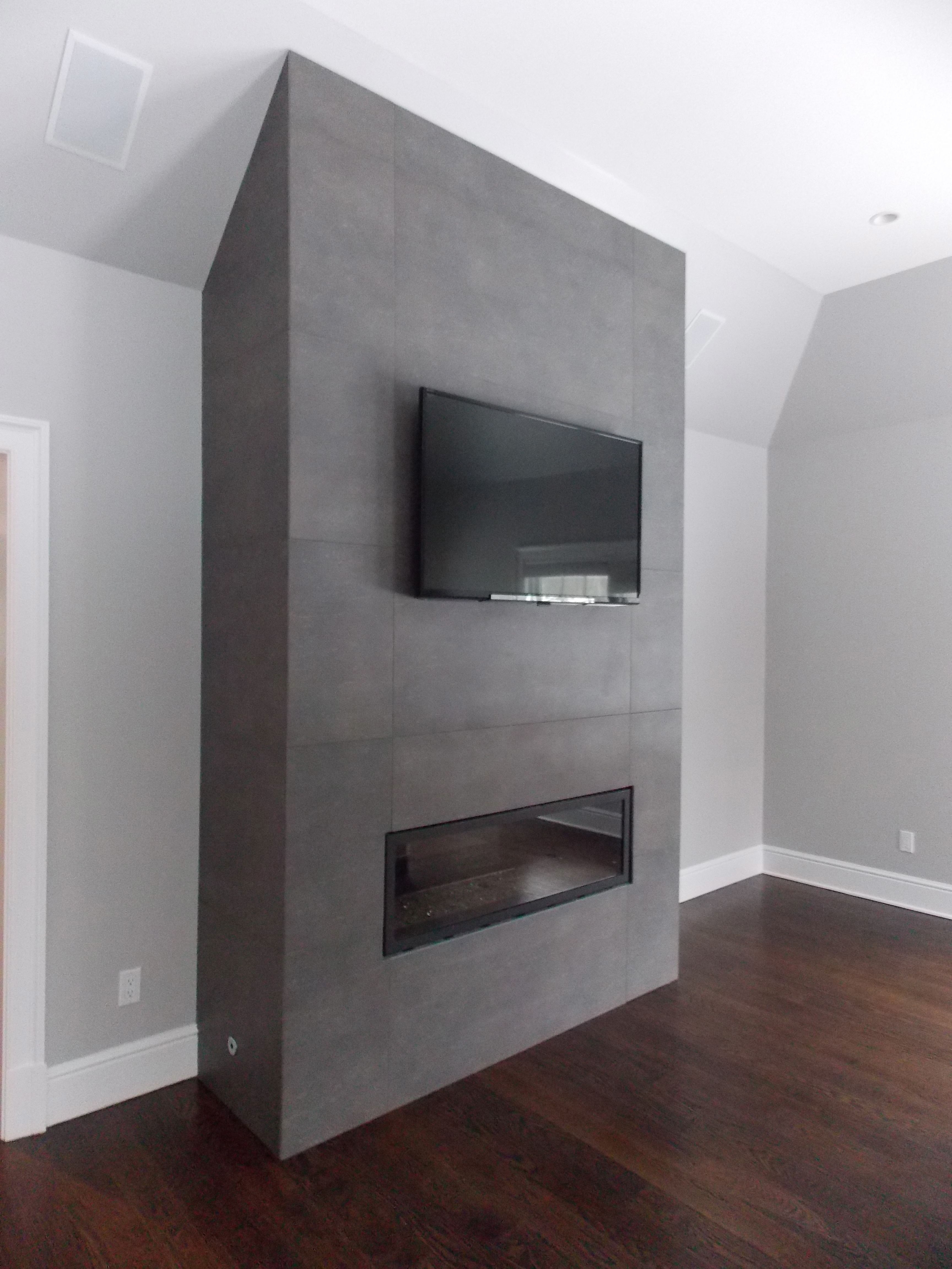 Master Fireplace