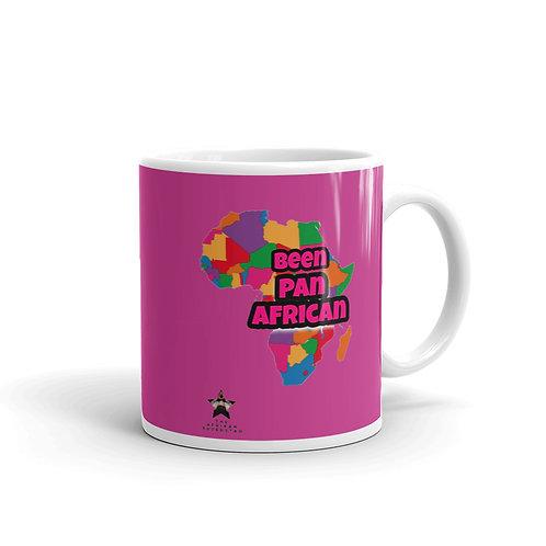 """""""Been Pan African"""" Mug"""