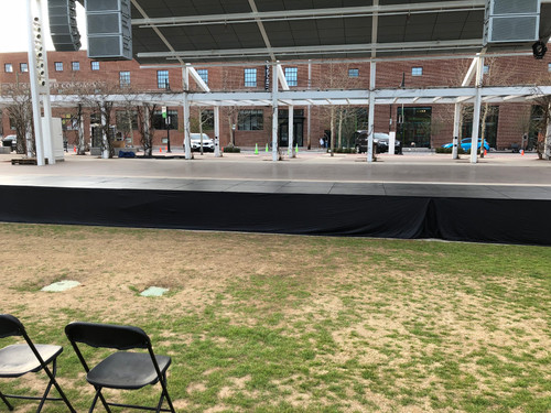 Guthrie Green Stage Extension