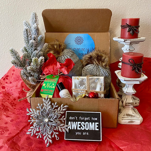 Winter Mommy and Me Box One Time Purchase