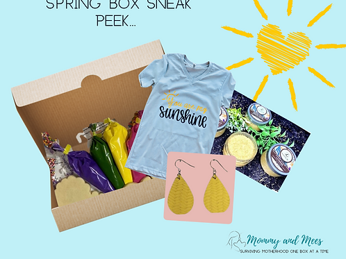 Spring Individual Box One Time Purchase