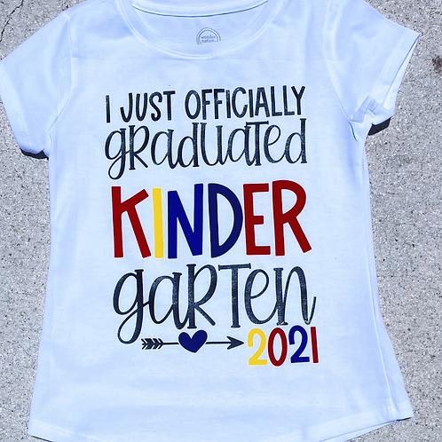 Kids I graduated... T-Shirt
