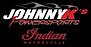 JK Indian Motorcylce with flame- Inverte