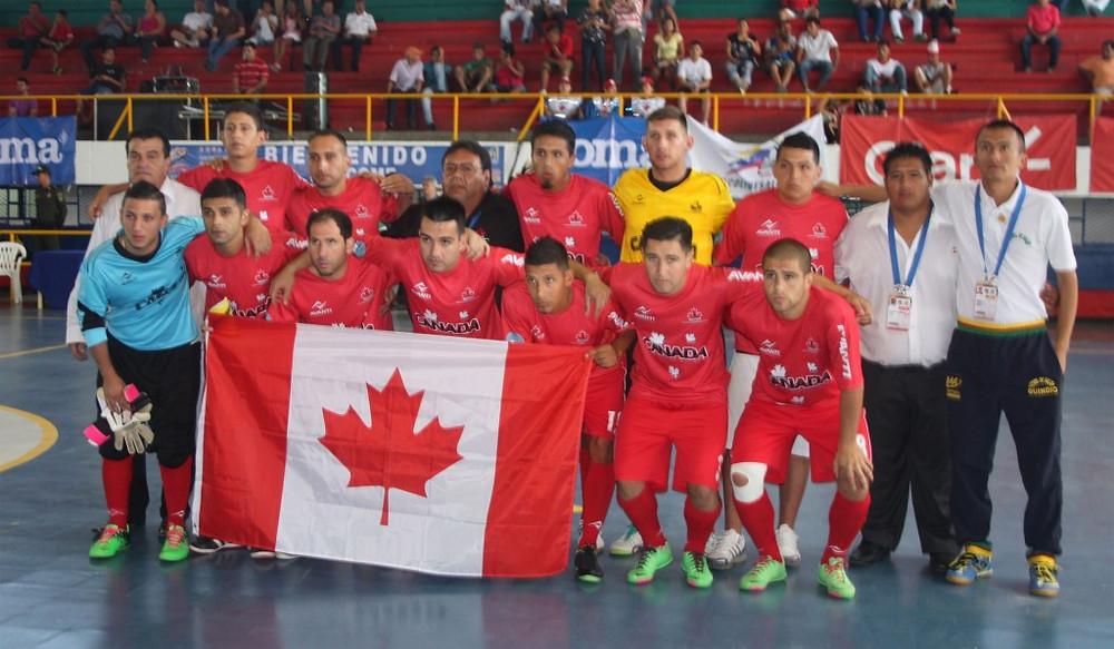 Equipo Nacional de Canadá (FUTSAL)