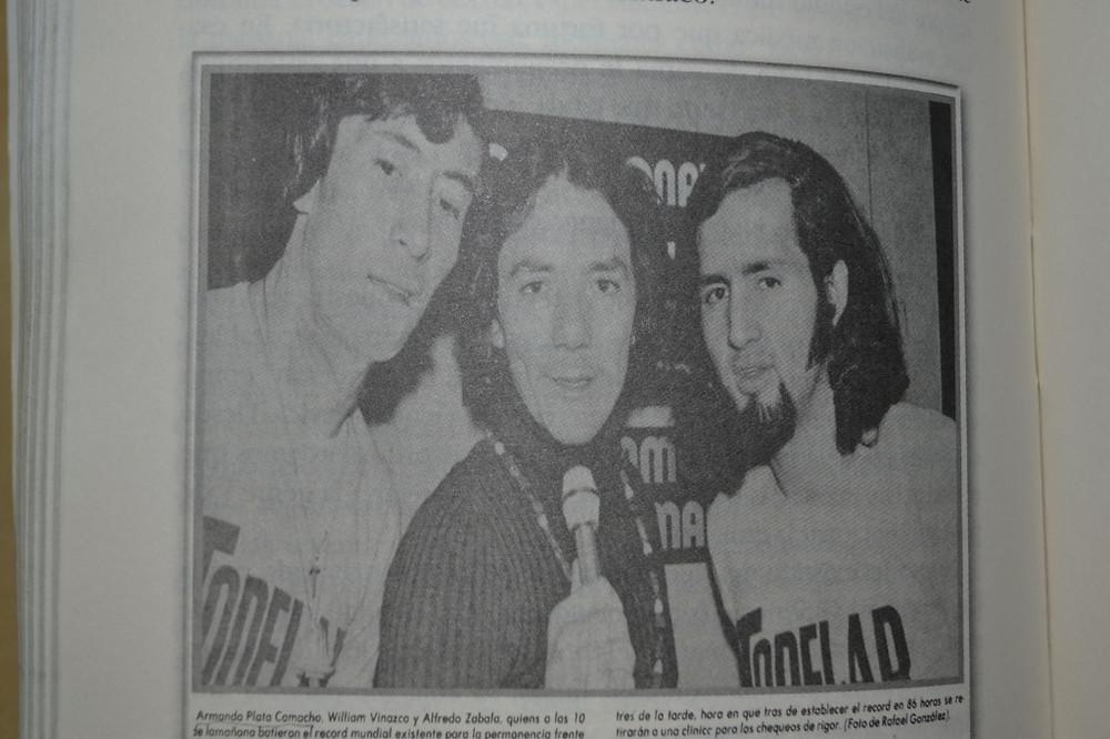 Willian Vinasco Ch(izq) Armando Plata Camacho (centro) Alfredo Zabala (der)