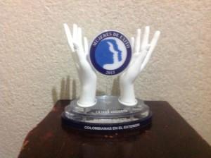 Premio Mujeres de Exito (2013)