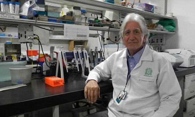 Dr. Francisco Lopera. Foto Cortesía: El Colombiano.