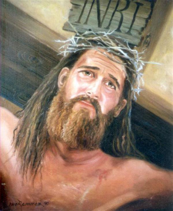 Obra: Jesús Cortesía: Luis Ramírez