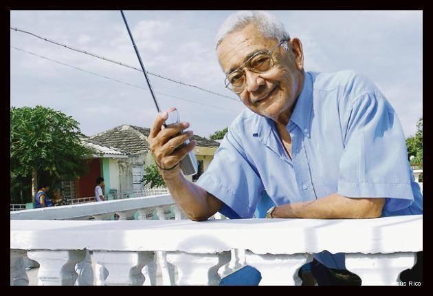 Alvaro Rúiz Hernández. Foto cortesía: Diario El Heraldo de Barranquilla