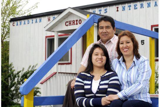 Familia Guilombo Angarita