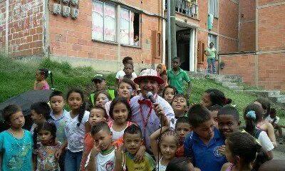 Foto Cortesía: Rodrigo Show en Medellín.