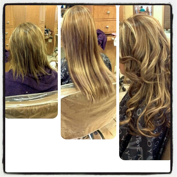 Hair Extensions by Lynn